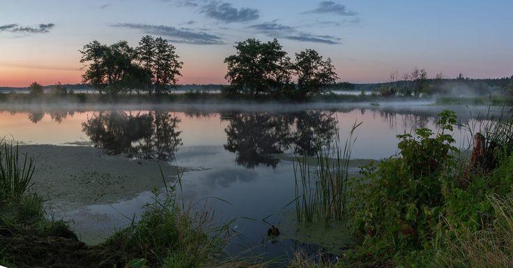 Summer in the village of Troitskaya Dubrava by Alexandr Bredikhin on 500px