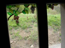 Realizzazione vetrate e vetri artistici decorati per Finestre Portefinestre Modena Emilia Romagna - vetriartistici