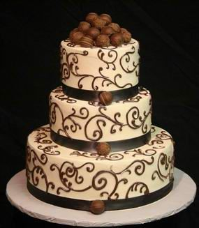 Godiva Wedding Cake Truffles