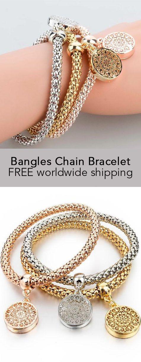 Bangles Chain Bracelet
