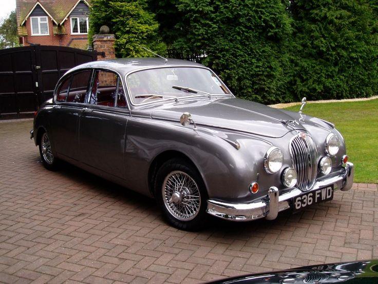 1963 Jaguar MkII 3.4 Saloon