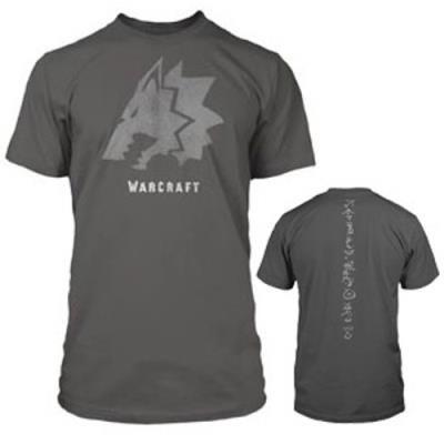 Camiseta World of Warcraft Frostwolf XL, . Comprar música en Fnac.es