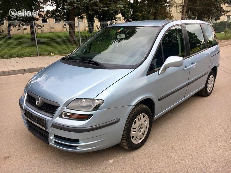 Fiat Ulysse, 2.0 l.,  Vienatūris