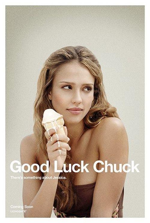 Good Luck Chuck #movies #films