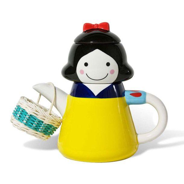 Snow White Tea For One