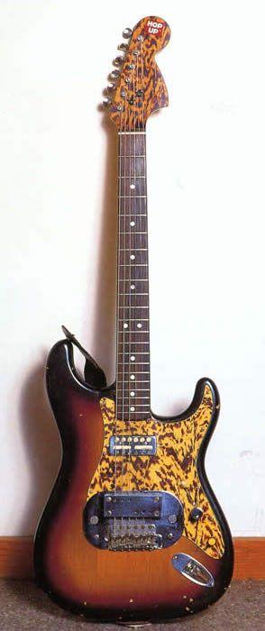Fender Stratocaster - Ry Cooder's
