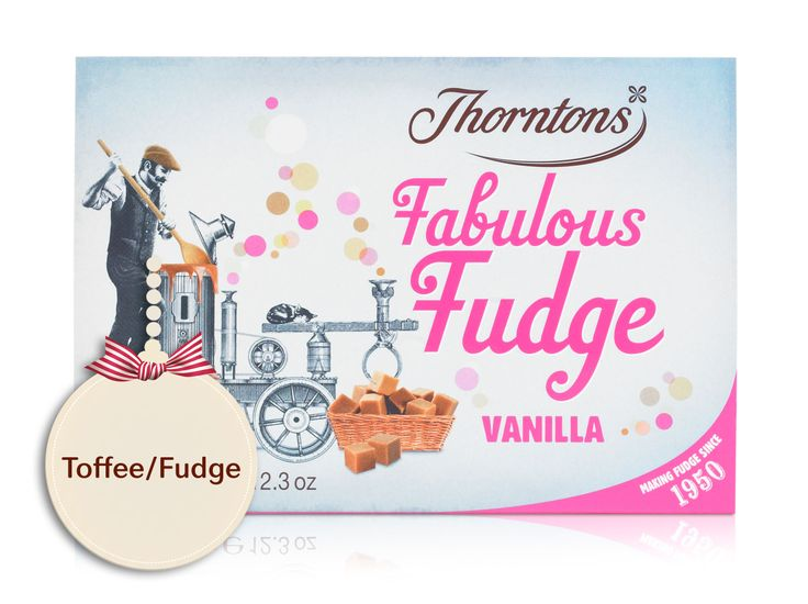 Fabulous #Fudge - Vanilla