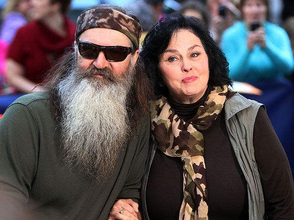 Duck Dynasty's Kay  Phil Robertson Open Up About His Past Infidelity, Alcoholism