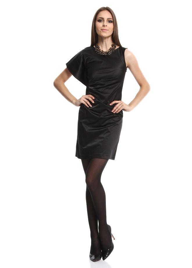 LRS Yandan Büzgülü Elbise Markafoni'de 74,99 TL yerine 29,99 TL! Satın almak için: http://www.markafoni.com/product/2982653/