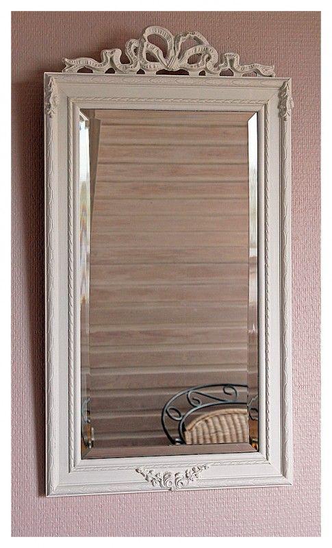 meer dan 1000 idee n over witte spiegel op pinterest shabby chic spiegel spiegels en shabby chic. Black Bedroom Furniture Sets. Home Design Ideas