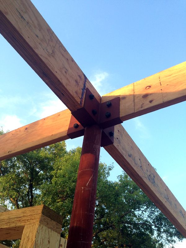 Modern Residential Framing Details Pinterest Beams