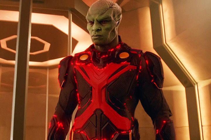 'Supergirl' Bosses Explain Surprise Martian Manhunter Twist