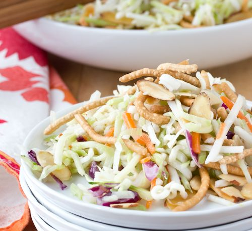 Recipe: Crunchy Cabbage and Ramen Noodle Slaw