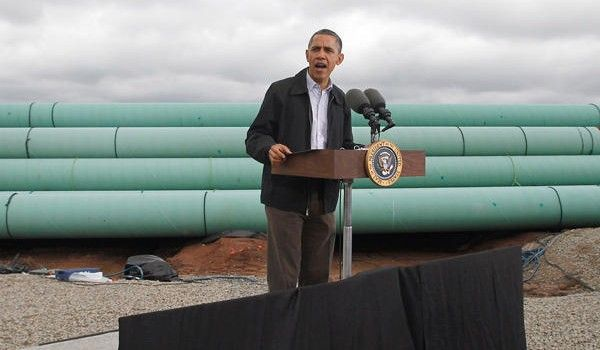 House GOP Introduce Bill To Start Keystone Pipeline Construction Without Obama Approval