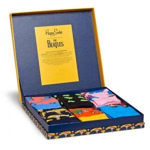Happy Socks The Beatles Collection Box Set - Multi
