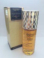 Guerlain NAHEMA 100ml Perfumed Deodorant Spray For Women Vintage