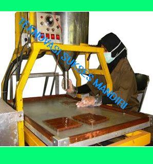 Alat Mesin Pertanian: Mesin Tempering dan Pencetak Permen Cokelat