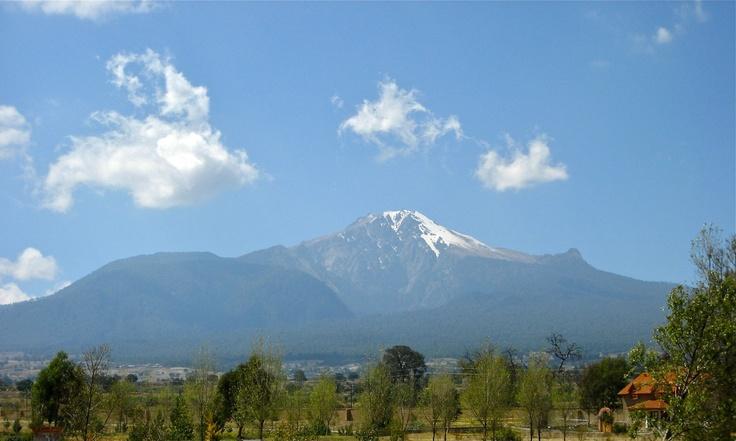 La Malinche, Tlaxcala, Mexico- a dormant volcano and, yes, I climbed it!!!