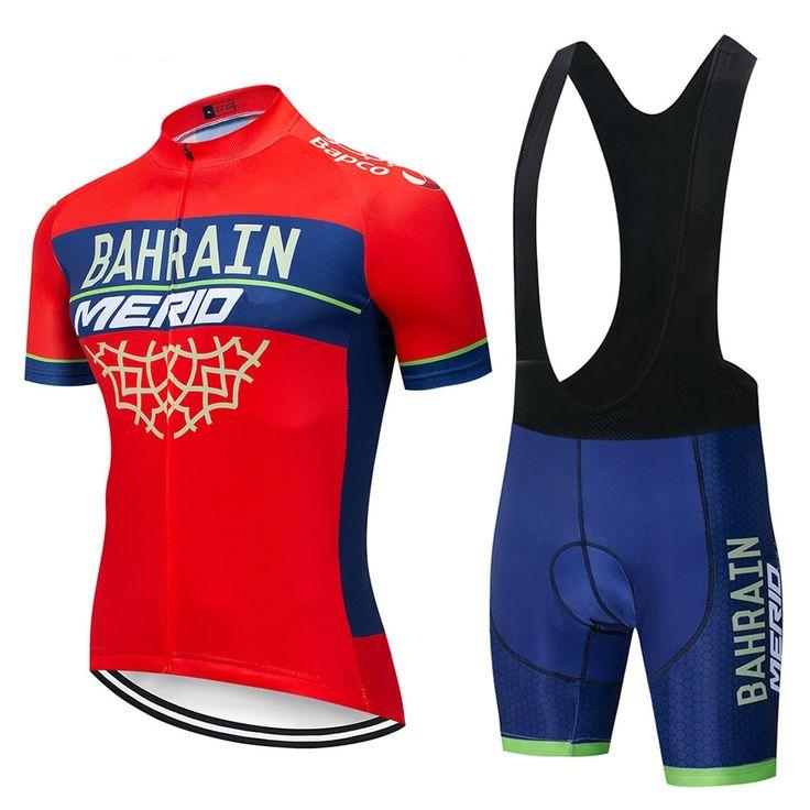 2019 Cycling Jersey Summer Short Sleeves Set MTB Bike