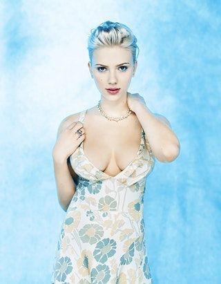 Scarlett Johansson : Celebs