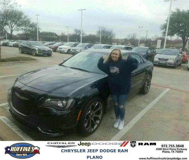 https://flic.kr/p/QchNze | Congratulations Lilah on your #Chrysler #300 from Devin Sanders at Huffines Chrysler Jeep Dodge RAM Plano | deliverymaxx.com/DealerReviews.aspx?DealerCode=PMMM