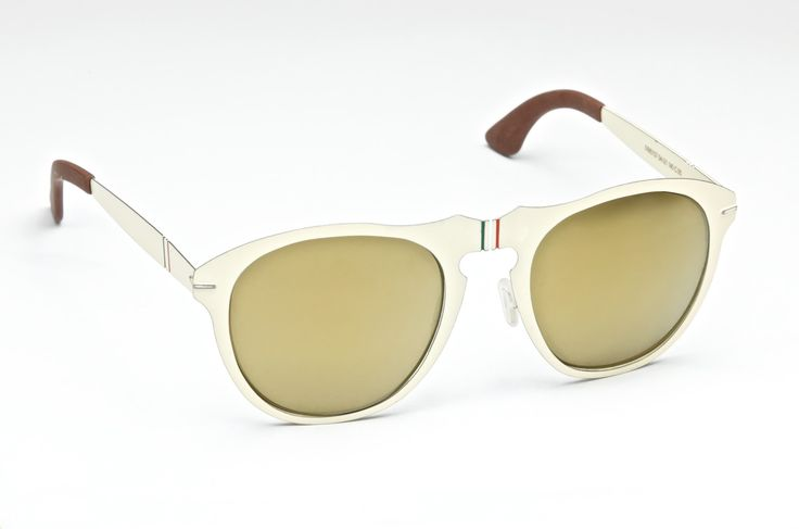 150° ANNIVERSARIO Collection | mod. ISM0107 CAL.54 C05 #lioocchiali #eyewear #glasses #italianproduct