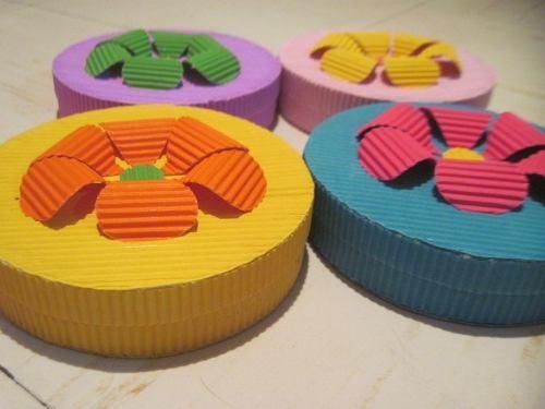 cajas de carton corrugado para fiesta - Buscar con Google