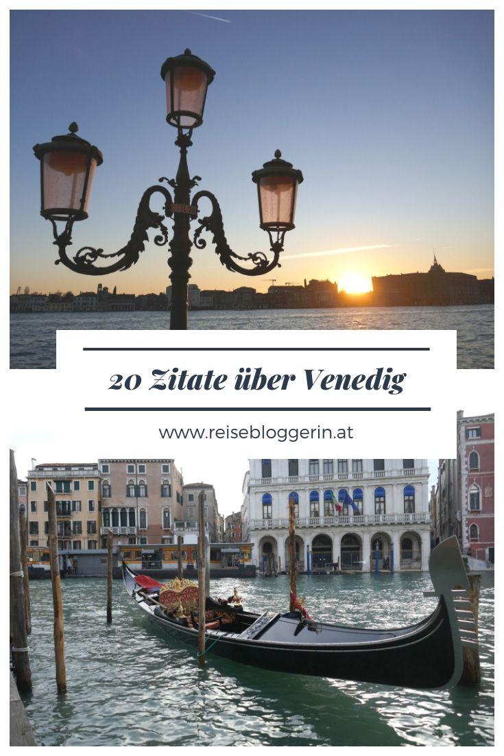 Zitate Venedig Schriftsteller Und Musiker über Die