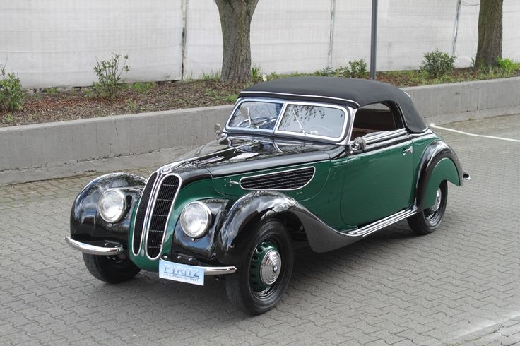 BMW BMW 327 Cab. « Pyritz Classics GmbH In der Klassikstadt