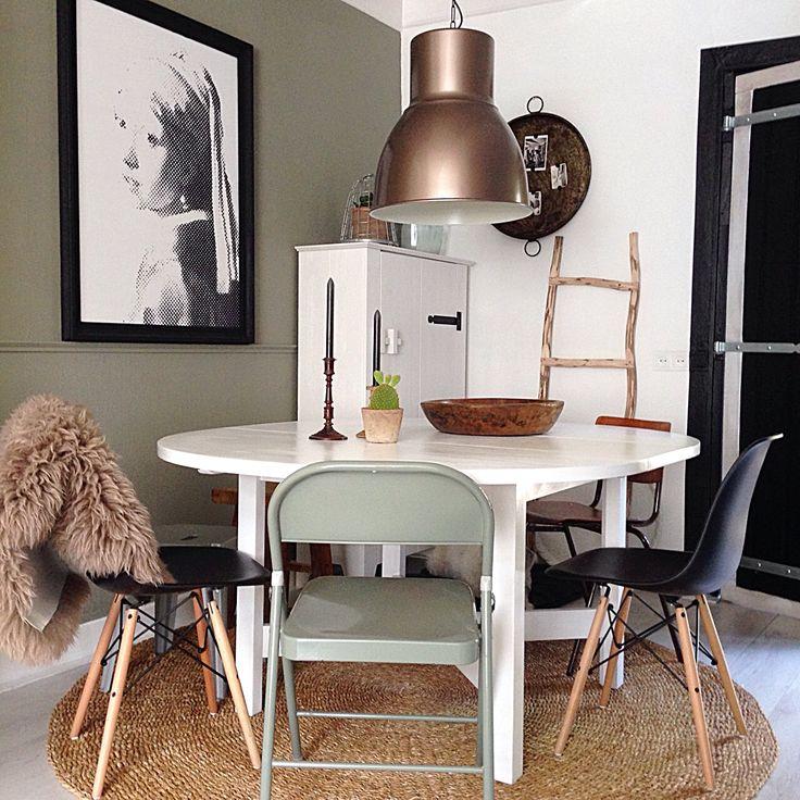 25 beste idee n over keukenmuur kleuren op pinterest muurkleuren muurverf kleuren en - Kleur van meisjeskamers ...