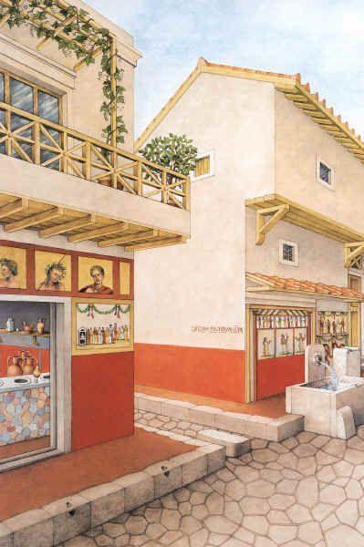 reconstruction pompeii city - Google-søk: