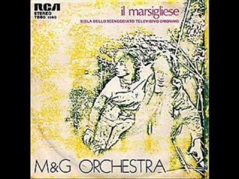 Człowiek z Marsylii (Il Marsigliese) 1975 - Muzyka z serialu (2) - YouTube