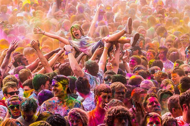 Thomas Hawk – Holi FestivalForks, Colors, Hawks, India, Parties Looks, Painting Parties, Holy Festivals, The Buckets Lists, Wonder Life