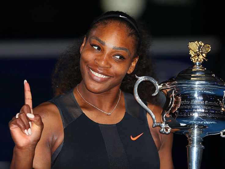 Why Serena Williams decided to play the Australian Open right after finding out she was pregnant