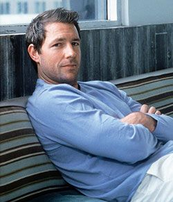 EDWARD BURNS. Oh, my second husband since long before I met my first!Related: Like I need another reason to be jealous of Christy Turlington. {sigh}