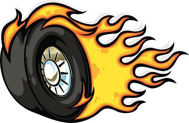 Hot Wheels Tire Clip Art Hot Wheels Clipart Vector Pencil And