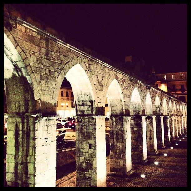 Acquedotto Medieovale, Sulmona