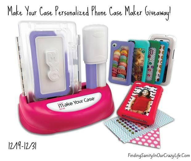 #Win a Maker your personalized phone case maker!! Ends 1/3 US only #2014hgg.