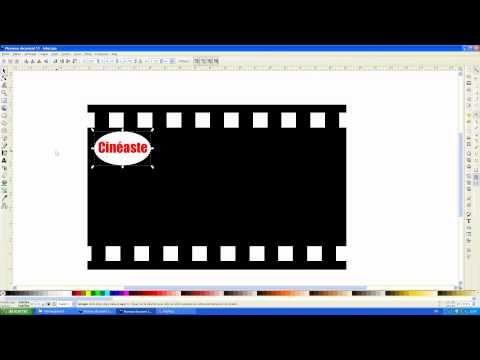 Tuto comment cr er une carte de visite avec inkscape fr for Bloquer fenetre pub
