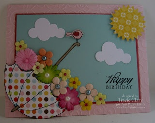 Crafty Creations: Umbrella Card