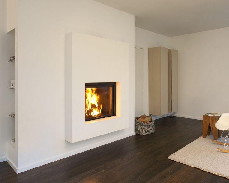22 besten einseitige kamine bilder auf pinterest. Black Bedroom Furniture Sets. Home Design Ideas