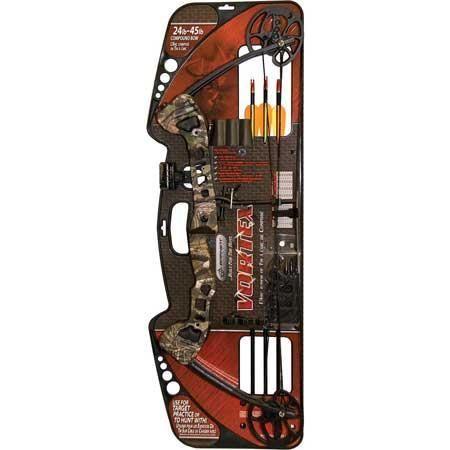 Barnett Vortex Bow pkg 24-45LB 21-27in 1105