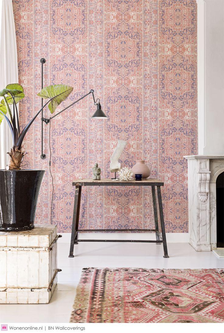 BN Wallcoverings collectie Essentials - De Essentials collectie is een mix van urban en natuurlijke elementen. De perfecte combinatie tussen cultuur en handgemaakte materialen.