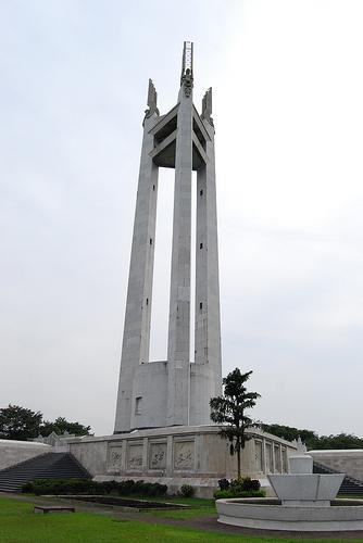 Landmark for mah hood  Quezon Memorial Circle, Quezon City, Philippines