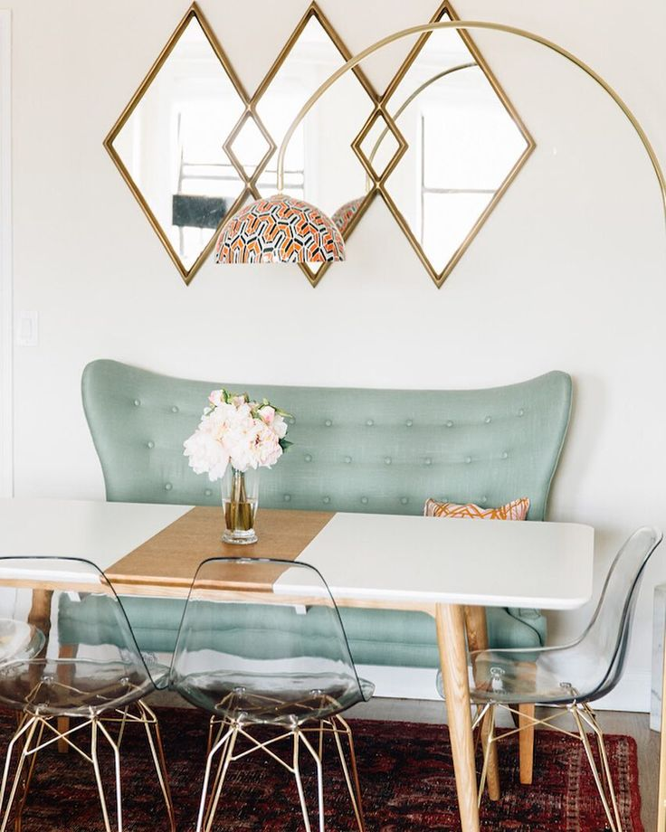 Small Dining Table Apartment Breakfast Nooks