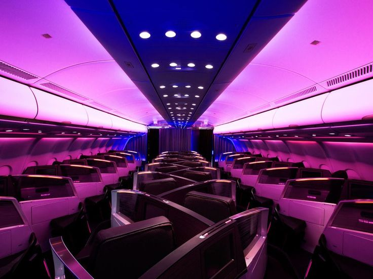 A slideshow and videos of Virgin Atlantic's updated upper class and bar, plus videos of the seats and in-flight entertainment.