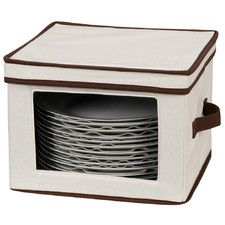 Dinnerware & Stemware Storage   Wayfair