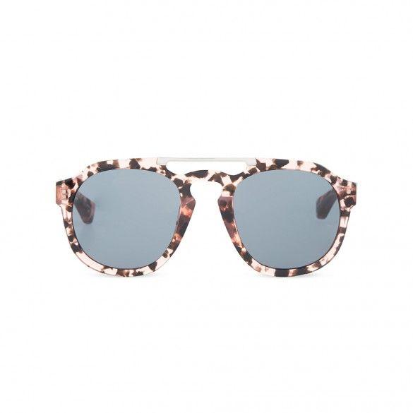 Dries Van Noten sunglasses. Click through for credits