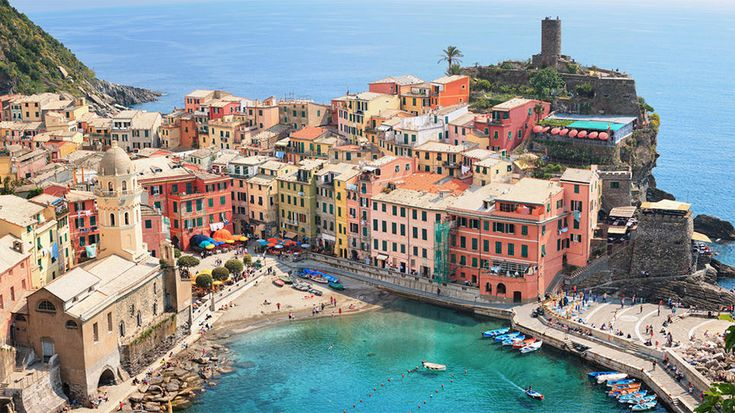 Escape to Cinque Terre, Italy: Buckets Lists, Cinque Terre Italy, Terre Italian, Allure Travel, Travel Channel, Favorite Places, Beautiful Places, Italian Allure, Italian Riviera