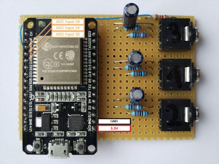 Open Energy Monitor mit dem ESP32 – Technik-fan….